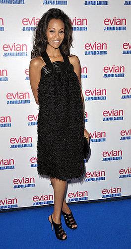Zoe in Jean Paul Gaultier in '08.