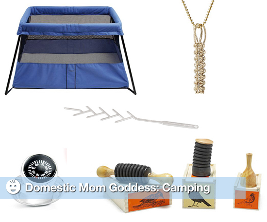 What Mom Needs to Go Camping