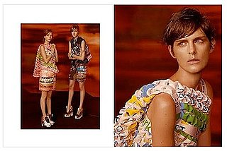 Balenciaga Fall 2010 Ad