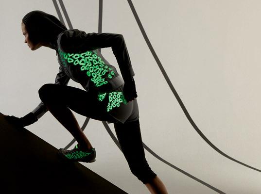 Glow-in-the-Dark Running Gear by Stella McCartney For Adidas