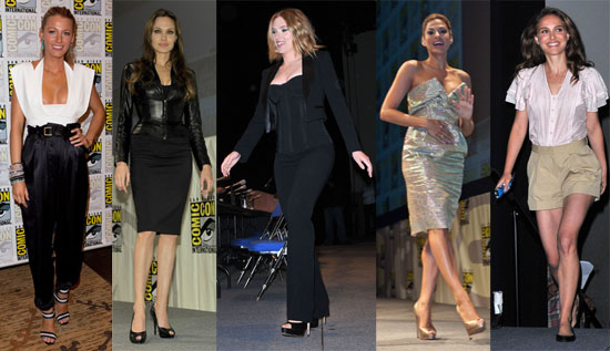 PopSugar Poll: Who Do You Think Most Missed the Fashion Mark at Comic-Con?