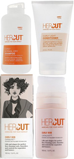 HerCut Curly Medium Conditioner, Curly Bob Catalyst, and Curly Normal-Dry Shampoo Sweepstakes Rules