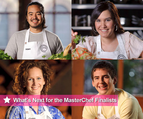 What's Next for MasterChef Finalists Claire Winton Burn, Marion Grasby, Alvin Quah, Jimmy Seervai,Callum Hann, Adam Liaw