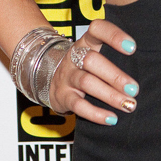 Celebrities Who Have Worn Alternating Nail Polish Colors