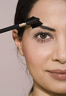 How to Use a Double-Ended Eyebrow and Eyelash Brush