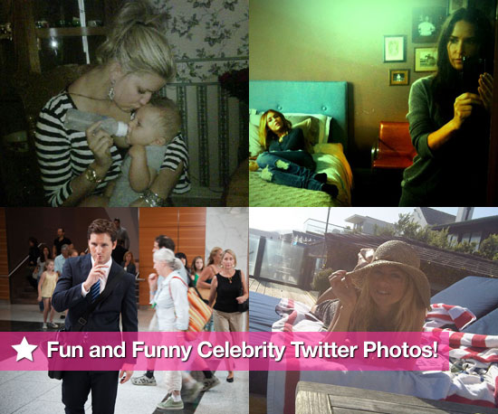 Celebrity Twitter Pictures 2010-07-29 09:15:00