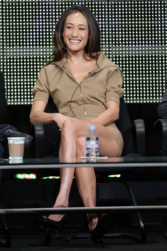 Pictures of Showtime and CW TCA