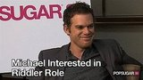 Michael C. Hall Interview About Dexter and Batman 3
