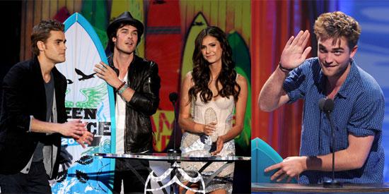Full List of Winners For the 2010 Teen Choice Awards