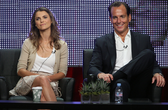 Running Wilde 2010 TCA Panel Features Will Arnett and Keri Russell
