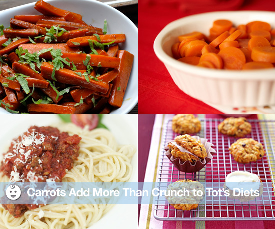 Carrot Recipes For Kids