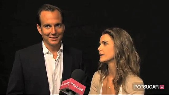 Will Arnett and Keri Russell Video Interview on New Show Running Wilde