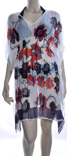 Blank Clothing Floral Summer Kaftan from Ohsoboho.com
