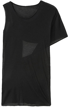 The Look For Less: One-Shoulder T-Shirt