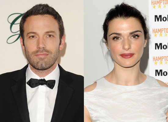 Ben Affleck and Rachel Weisz to Star in Terrence Malick Film