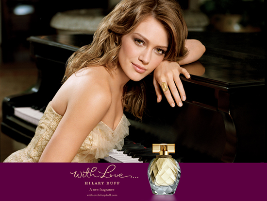 September 2006: With Love... Ad Campaign