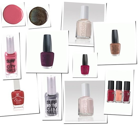 Nail Polishes Named After Cities
