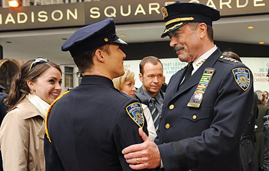 Review of the Pilot For New CBS Drama Blue Bloods