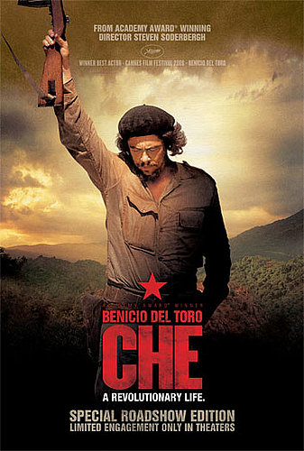 Benicio as Che
