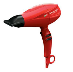 The Hair Dryer With the Ferrari Engine