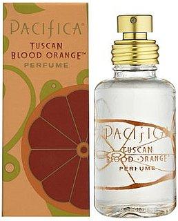 Enter to Win Pacifica Tuscan Blood Orange Spray Perfume