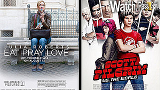 Eat Pray Love Movie Review and Scott Pilgrim vs. the World Movie Review