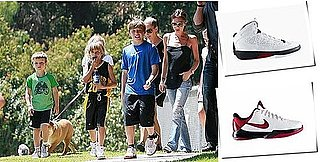 Photos of Romeo Beckham, Brooklyn Beckham, Cruz Beckham