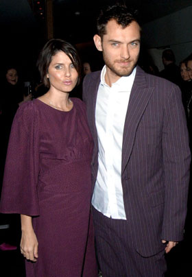 """Sadie Frost spills about her marriage to Jude Law in """"Crazy Days"""" autobiography"""