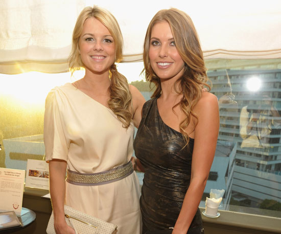Slide Picture of Audrina Patridge and Ali Fedotowsky in LA