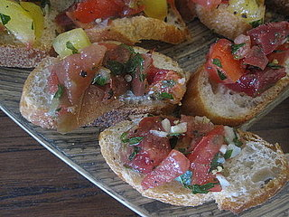 Tomato and Basil Bruschetta Recipe 2010-08-20 13:00:45
