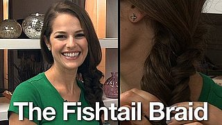 How to Fishtail Braid 2010-08-20 09:00:00
