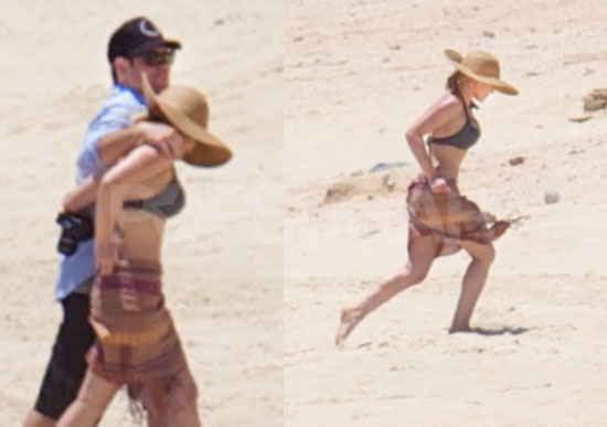 Pictures From Hilary Duff and Mike Comrie's Honeymoon
