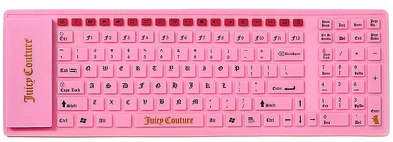 Juicy Couture Wireless Keyboard