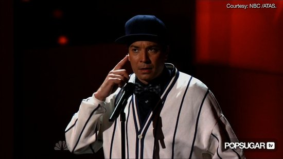Jimmy Fallon Sings at the 2010 Primetime Emmys 2010-08-29 19:41:58