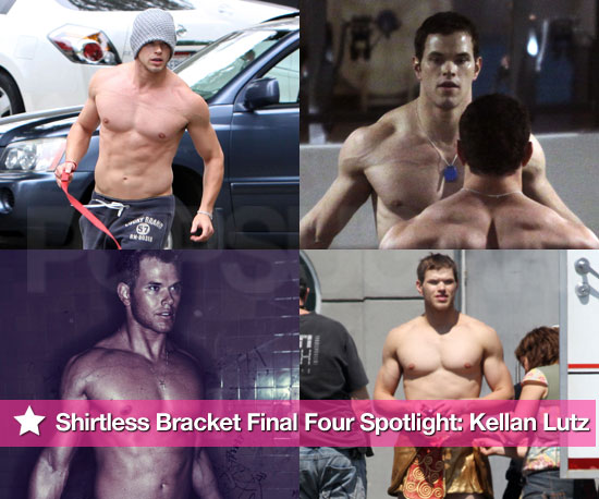 Pictures of Shirtless Kellan Lutz