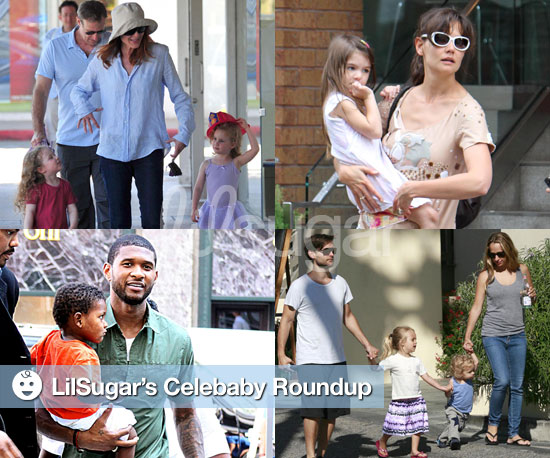 Pictures: Celebrity Parents and Their Children