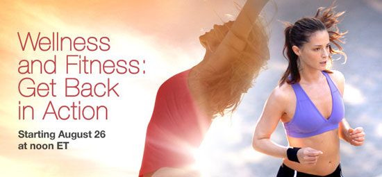 Gilt Groupe Offers Wellness and Fitness Sales Starting August 26
