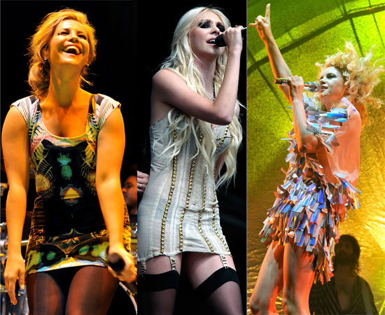 Tons of Pictures from V Festival 2010