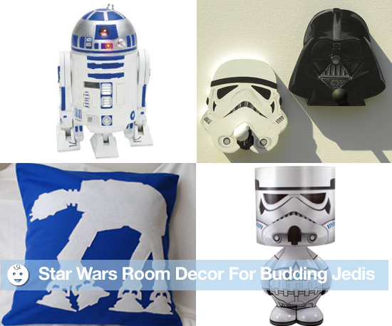 Star wars bedroom ideas home design and interior for Star wars kids room decor