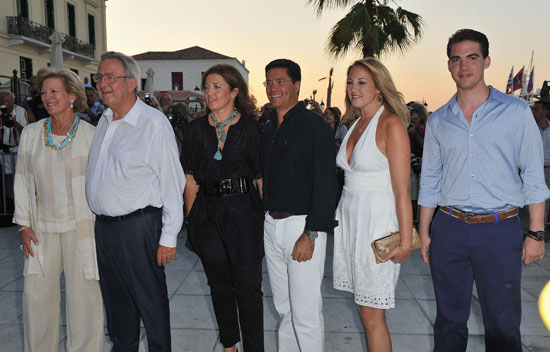 Greece's Royal Family