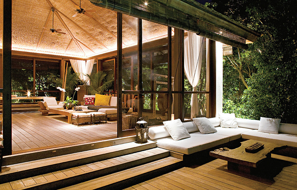 Donna Karan's Parrot Cay, Turks and Caicos home