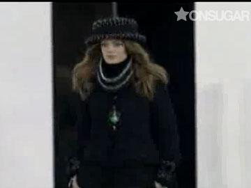 Paris Fashion Week: Chanel Fall 2009 Video