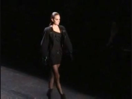 Nina Ricci Fall 2009 Collection Video