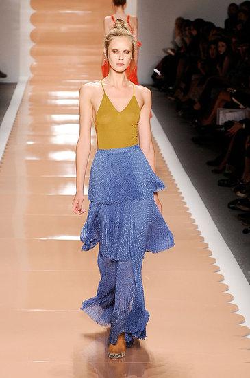 2011 Spring New York Fashion Week: Rebecca Taylor
