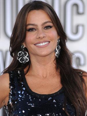 Sofia Vergara at 2010 MTV VMAs