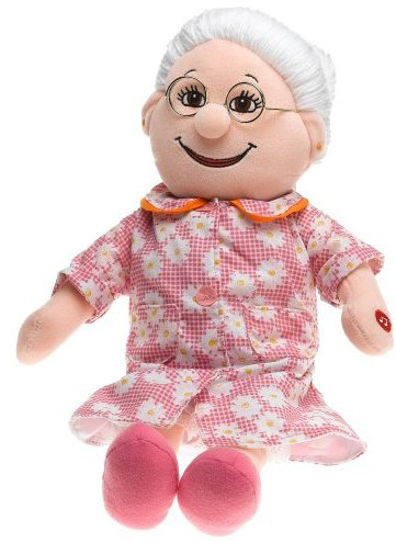 Grandparent Dolls For Kids