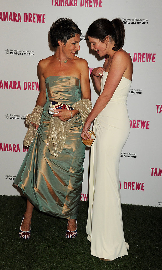 Tamara Drewe Premiere in London