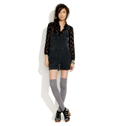 Alexa Chung for Madewell Polly Coveralls in Abrasion Wash ($125)