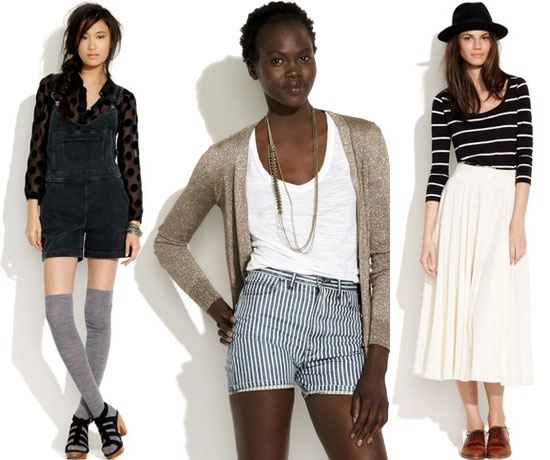 Alexa Chung for Madewell Available Online Today!