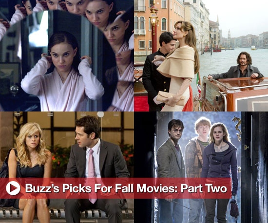 2010 Fall Movie Preview